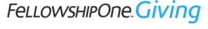 FellowshipOne Giving Logo