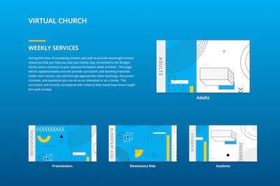 Bridges Fremont Virtual Church